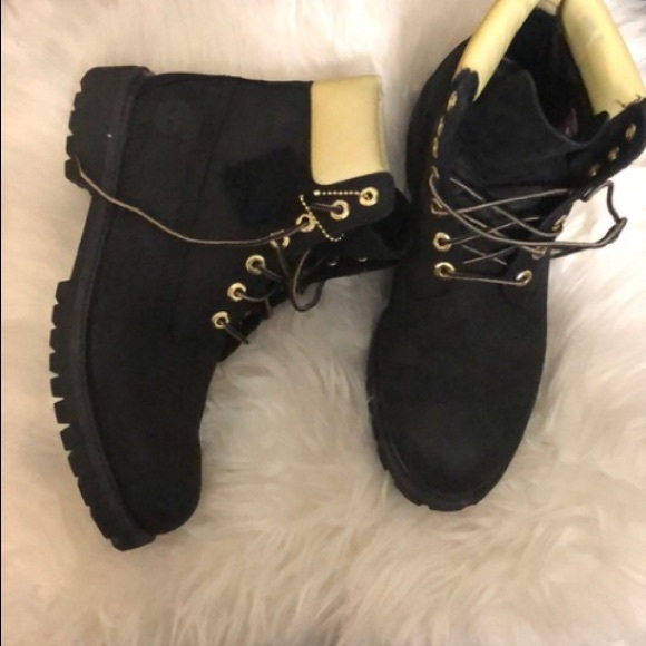 Black Gold Limited Edition Timberland